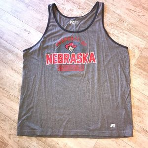 Huskers Tank
